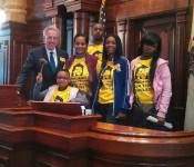 CCH Leaders with State Sen. John G. Mulroe